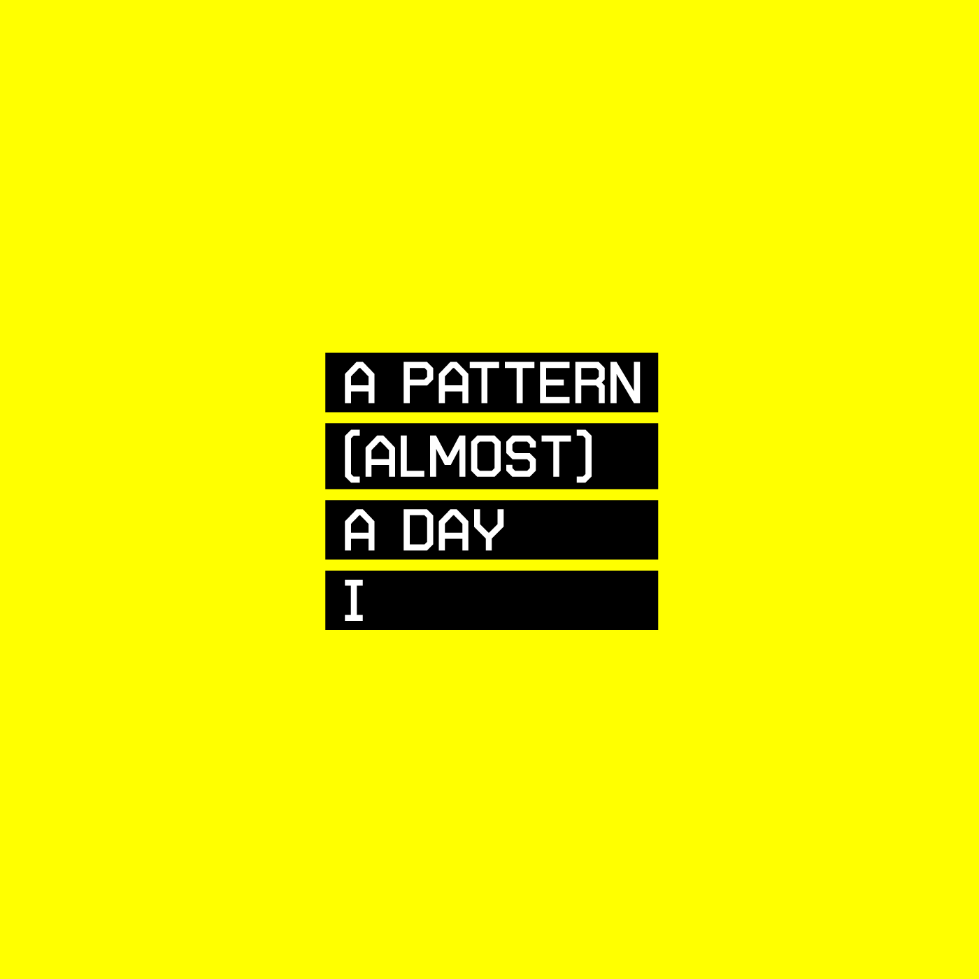 a-pattern-a-day-1-intro-1